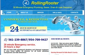 Rolling Rooter