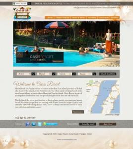Perfect Resort Web Design