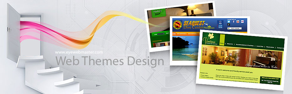 outsource website theme designers