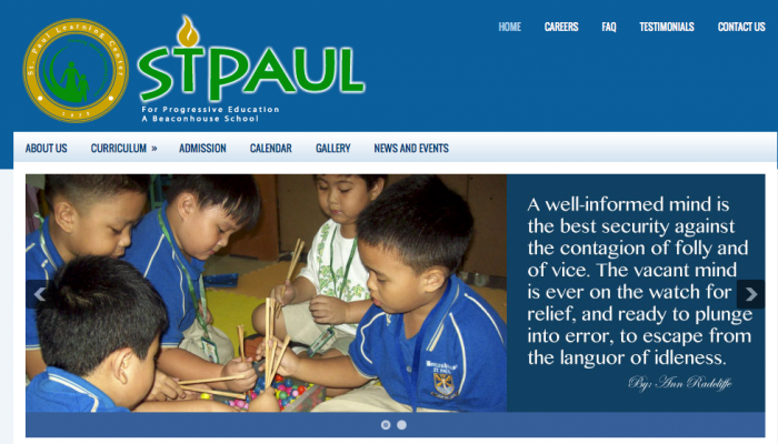 Saint Paul Logo