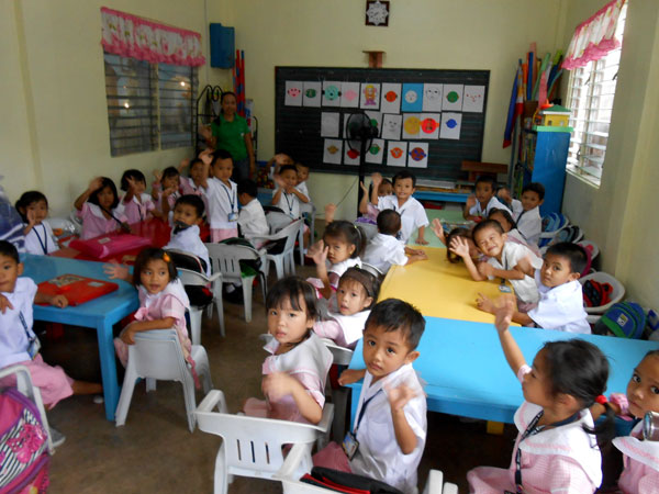 Cebu Primary Students