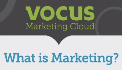 Vocus Logo - Marketing