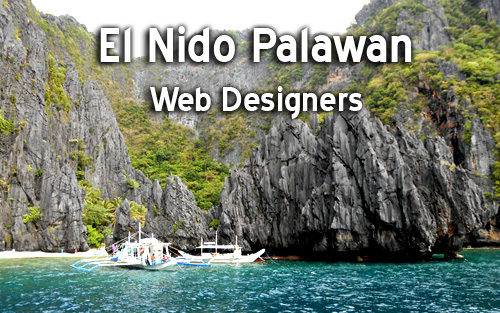 Palawan El Nido - Website Designer - Web Developer