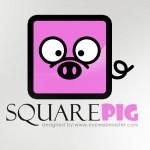 square pig logo