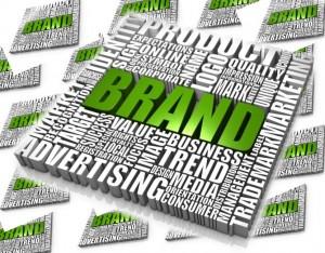 Visual Business branding